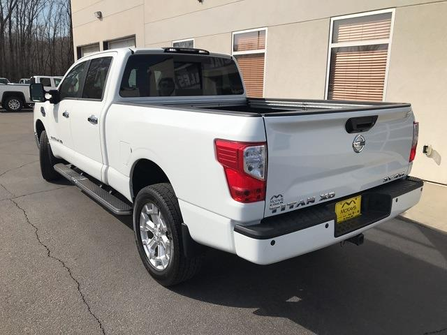 2018 Nissan Titan XD Crew Cab, Pickup #P514748 - photo 1