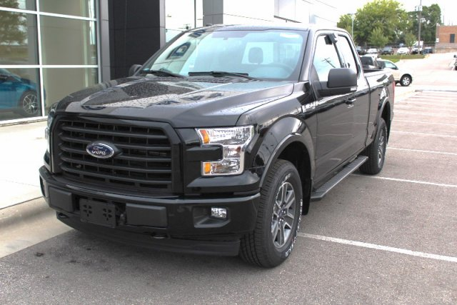 2018 F-150 Super Cab 4x4,  Pickup #M022045 - photo 1