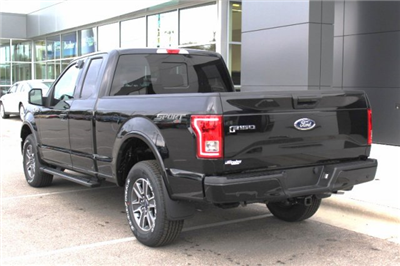 2018 F-150 Super Cab 4x4,  Pickup #M022045 - photo 2