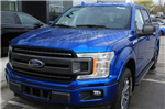 2018 F-150 Crew Cab 4x4 Pickup #M022429 - photo 1