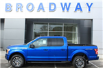 2018 F-150 Crew Cab 4x4 Pickup #M022429 - photo 4