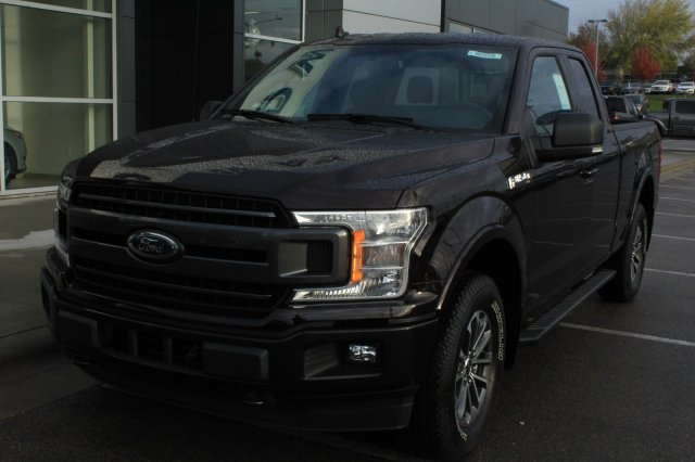 2018 F-150 Super Cab 4x4, Pickup #M022535 - photo 3