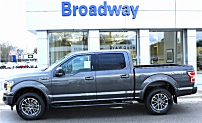 2018 F-150 Crew Cab 4x4, Pickup #M022661 - photo 1