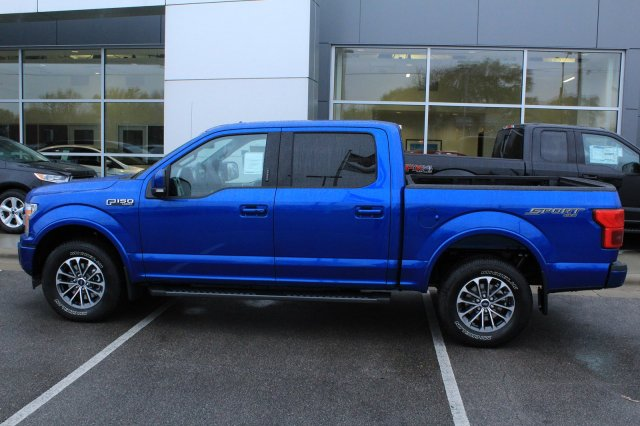 2018 F-150 Crew Cab 4x4 Pickup #M022686 - photo 4