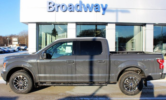 2018 F-150 Crew Cab 4x4 Pickup #M022922 - photo 4