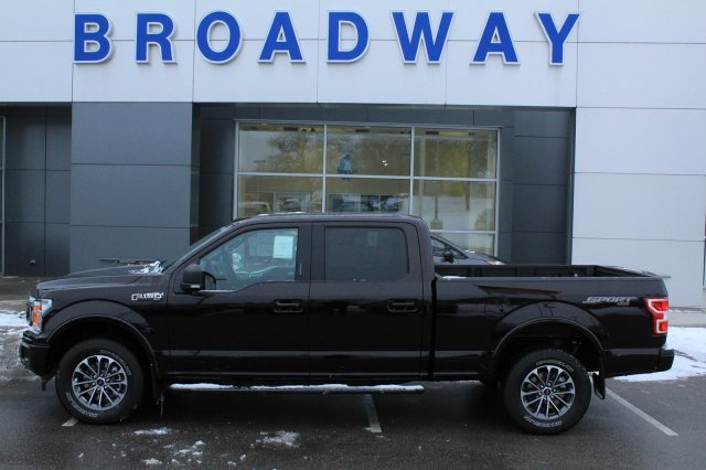 2018 F-150 Crew Cab 4x4 Pickup #M022933 - photo 1