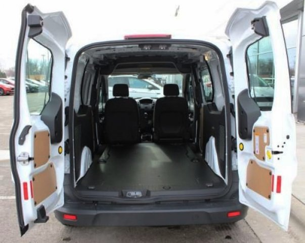 2018 Transit Connect 4x2,  Empty Cargo Van #M023110 - photo 2