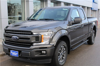 2018 F-150 Super Cab 4x4, Pickup #M023149 - photo 1