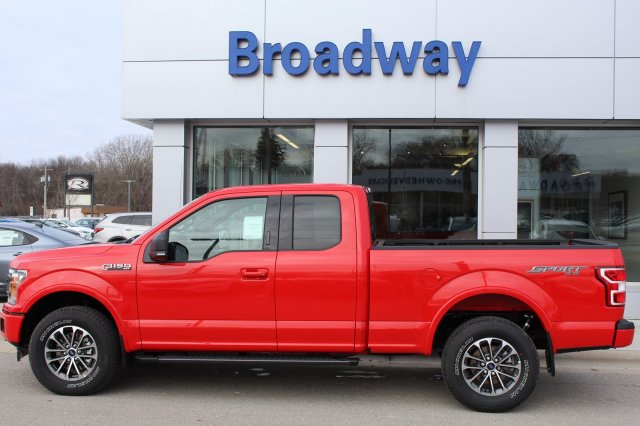 2018 F-150 Super Cab 4x4,  Pickup #M023155 - photo 3