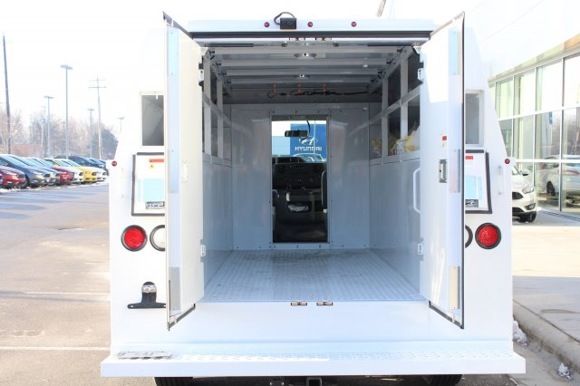 2018 E-350 4x2,  Reading Aluminum CSV Service Utility Van #M023180 - photo 2