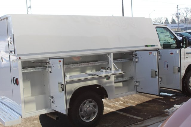 2018 E-350 4x2,  Reading Aluminum CSV Service Utility Van #M023180 - photo 15