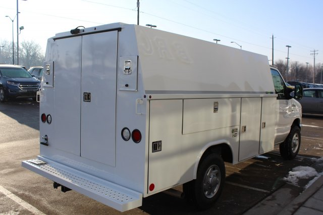 2018 E-350 4x2,  Reading Aluminum CSV Service Utility Van #M023180 - photo 5