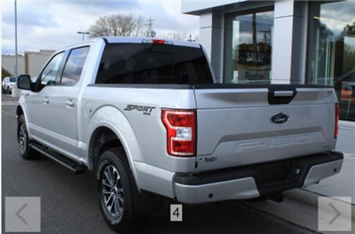 2018 F-150 SuperCrew Cab 4x4, Pickup #M023183 - photo 2