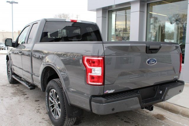 2018 F-150 Super Cab 4x4,  Pickup #M023188 - photo 2
