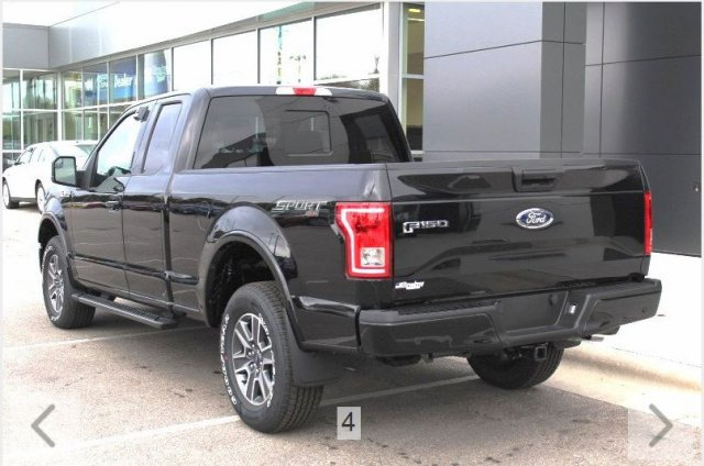 2018 F-150 Super Cab 4x4, Pickup #M023401 - photo 2