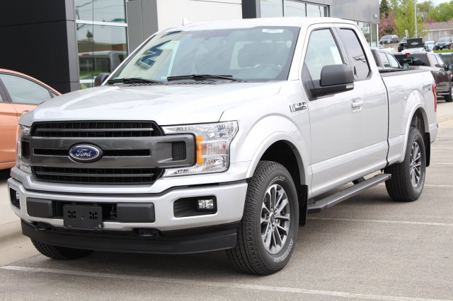 2018 F-150 Super Cab 4x4,  Pickup #M023402 - photo 1