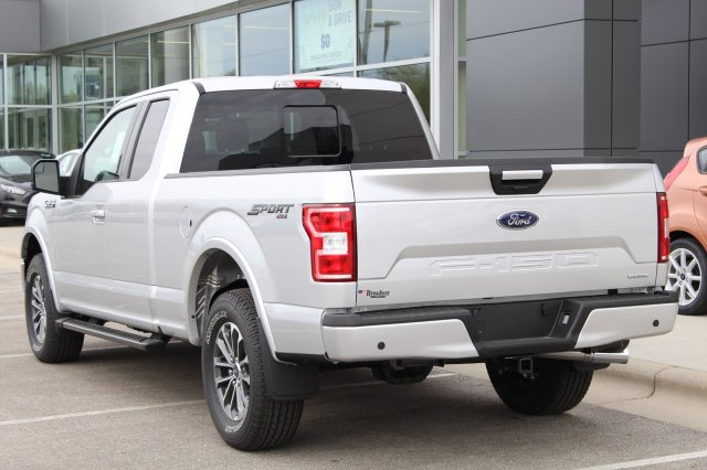 2018 F-150 Super Cab 4x4,  Pickup #M023402 - photo 2