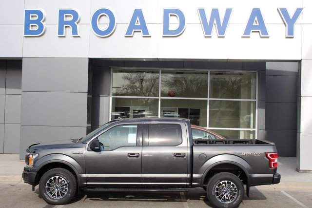 2018 F-150 SuperCrew Cab 4x4,  Pickup #M023700 - photo 5