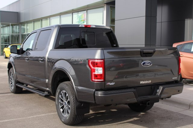2018 F-150 SuperCrew Cab 4x4,  Pickup #M023700 - photo 2