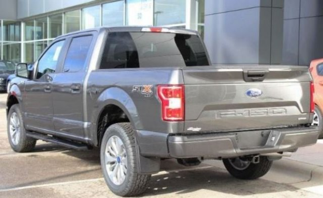 2018 F-150 SuperCrew Cab 4x4,  Pickup #M024186 - photo 2