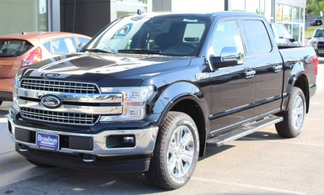 2018 F-150 SuperCrew Cab 4x4,  Pickup #M024353 - photo 1