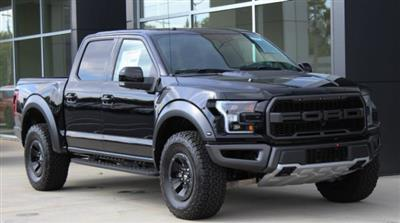 2018 F-150 SuperCrew Cab 4x4,  Pickup #M024500 - photo 1