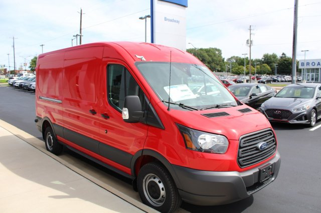 2018 Transit 250 Med Roof 4x2,  Empty Cargo Van #M024778 - photo 10