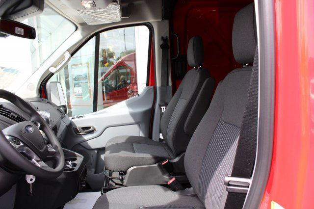 2018 Transit 250 Med Roof 4x2,  Empty Cargo Van #M024778 - photo 14