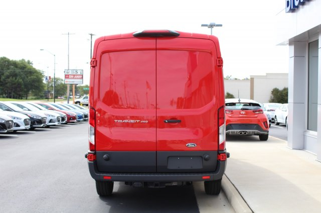 2018 Transit 250 Med Roof 4x2,  Empty Cargo Van #M024778 - photo 8