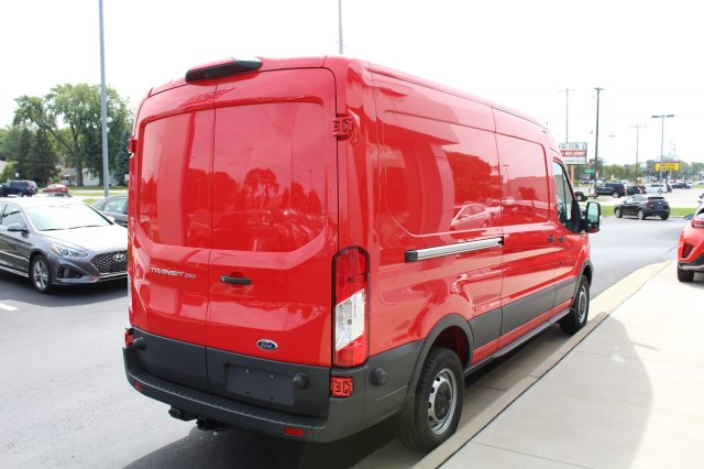 2018 Transit 250 Med Roof 4x2,  Empty Cargo Van #M024778 - photo 9