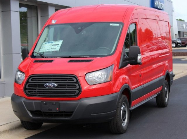 2019 Transit 250 Med Roof 4x2,  Empty Cargo Van #M024919 - photo 9