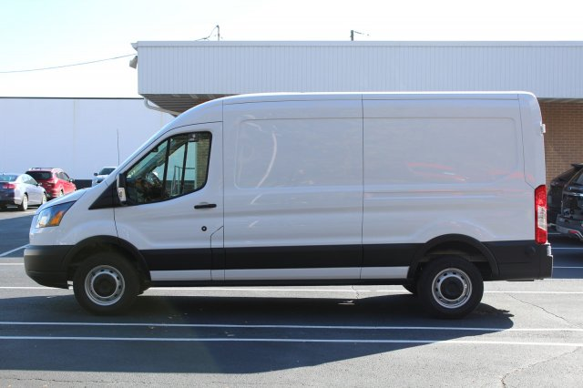 2019 Transit 250 Med Roof 4x2,  Empty Cargo Van #M024968 - photo 3