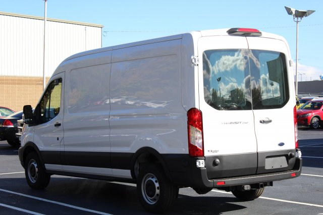 2019 Transit 250 Med Roof 4x2,  Empty Cargo Van #M024968 - photo 4
