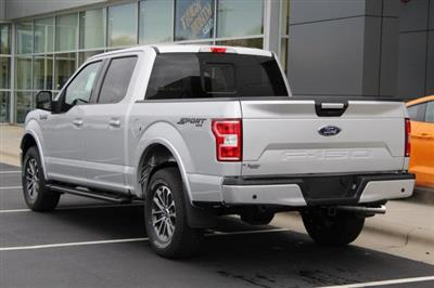 2018 F-150 SuperCrew Cab 4x4,  Pickup #M025139 - photo 2