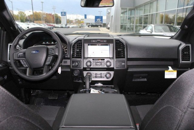 2018 F-150 SuperCrew Cab 4x4,  Pickup #M025158 - photo 4