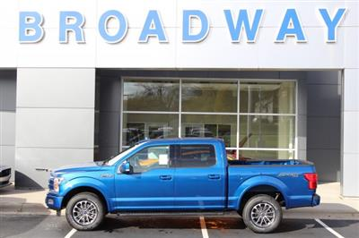 2018 F-150 SuperCrew Cab 4x4,  Pickup #M025159 - photo 4