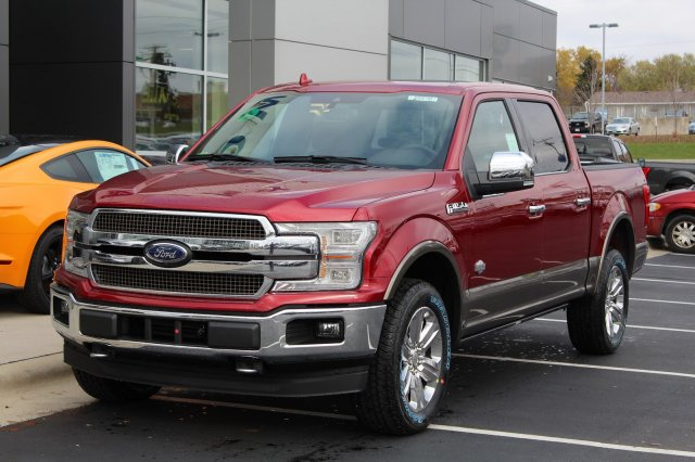 2019 F-150 SuperCrew Cab 4x4,  Pickup #M025188 - photo 1