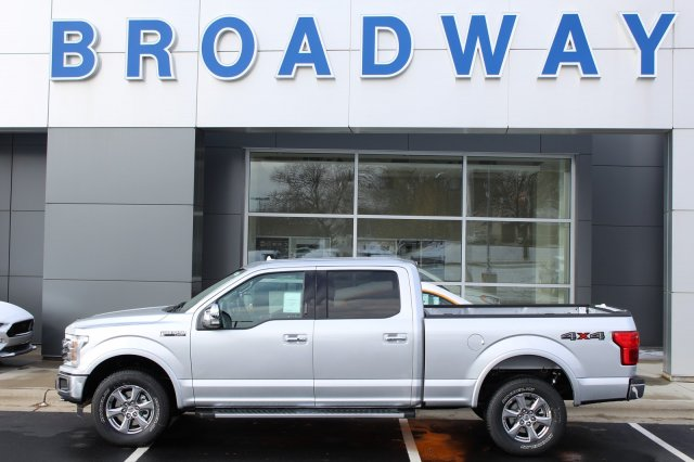 2018 F-150 SuperCrew Cab 4x4,  Pickup #M025200 - photo 4