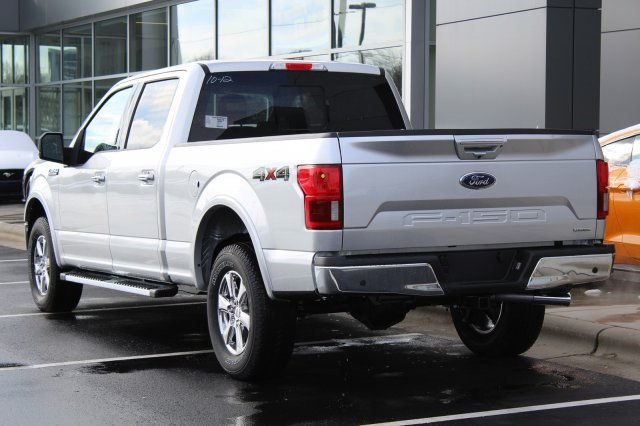 2018 F-150 SuperCrew Cab 4x4,  Pickup #M025200 - photo 2