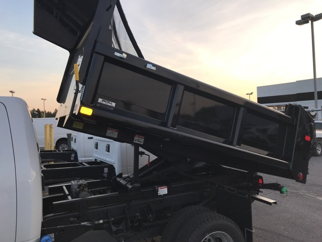 2018 Ram 5500 Regular Cab DRW 4x4,  Air-Flo Dump Body #G18100330 - photo 2