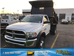 2018 Ram 5500 Regular Cab DRW 4x4,  Dump Body #G18100330 - photo 1