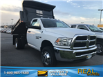 2018 Ram 3500 Regular Cab DRW 4x4,  Dump Body #G18100656 - photo 1