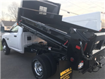 2018 Ram 3500 Regular Cab DRW 4x4,  Air-Flo Dump Body #G18100656 - photo 1