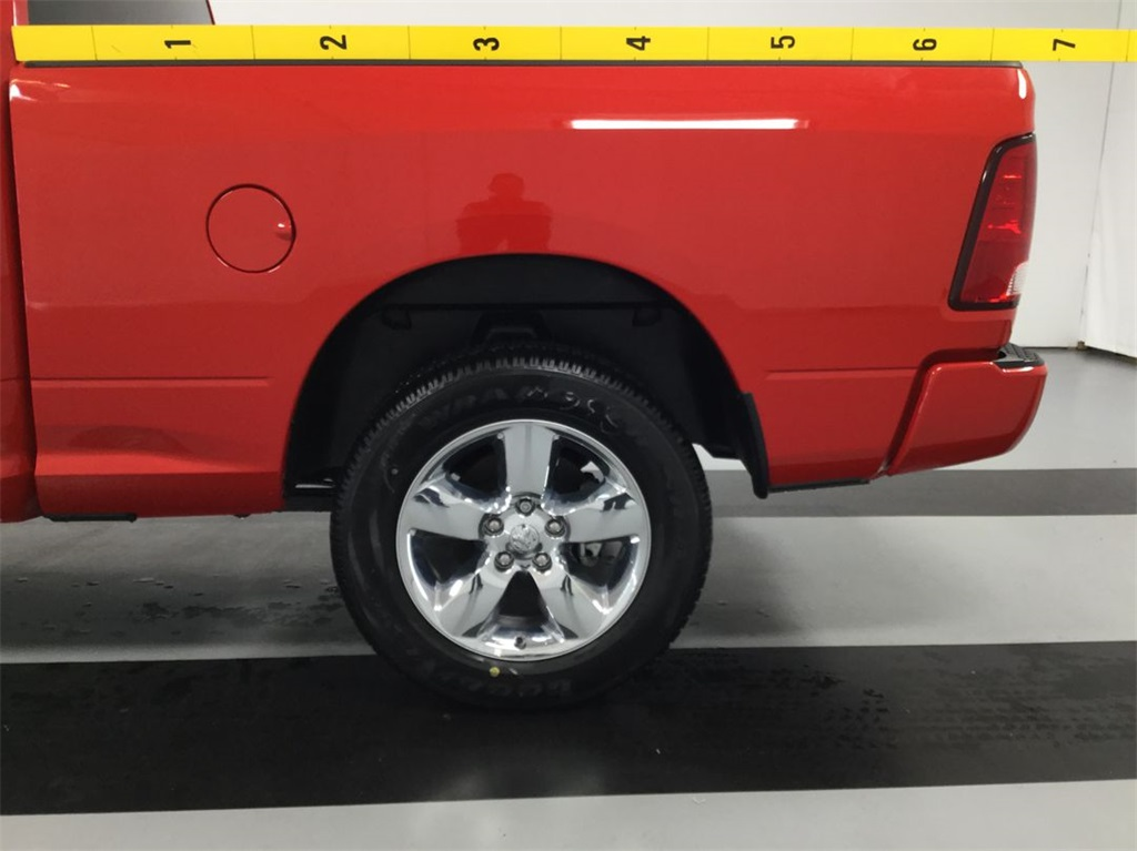 2019 Ram 1500 Quad Cab 4x4, Pickup #G19100647 - photo 1