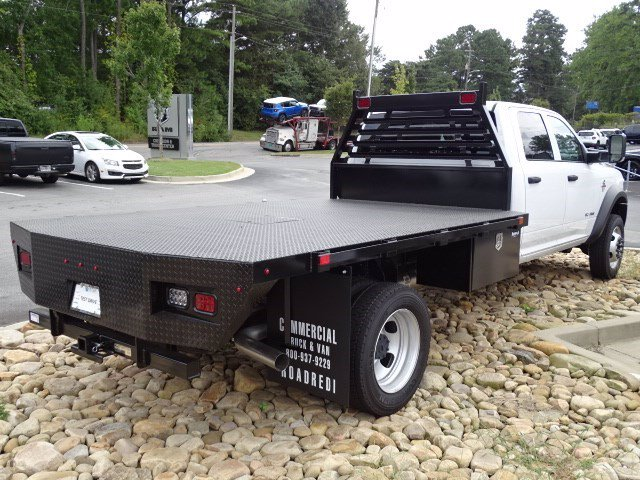 2020 Ram 4500 Crew Cab DRW 4x2, Commercial Truck & Van Equipment Platform Body #501796RL - photo 1