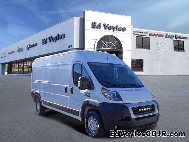 2021 Ram ProMaster 2500 High Roof FWD, Empty Cargo Van #503065 - photo 1