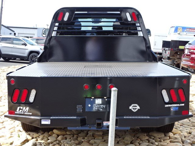 2017 Ram 3500 Crew Cab DRW 4x4, CM Truck Beds Platform Body #591017RL - photo 5