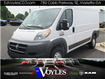 2017 ProMaster 1500 Low Roof, Cargo Van #591049 - photo 1