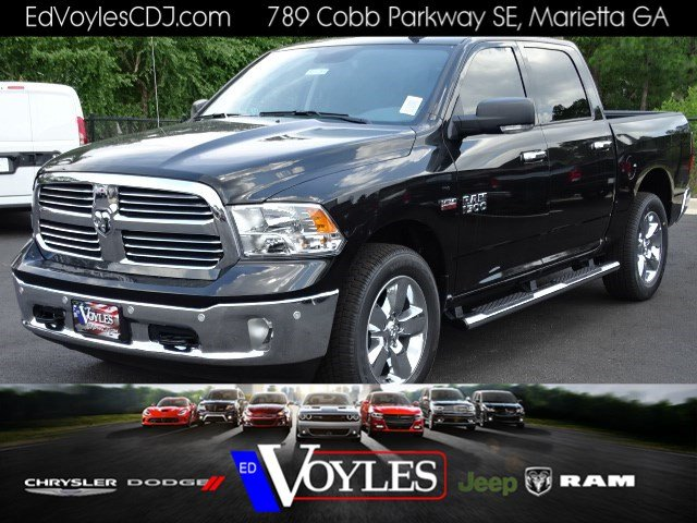 2017 Ram 1500 Crew Cab 4x4, Pickup #591281 - photo 1