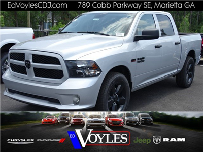 2017 Ram 1500 Crew Cab Pickup #591289 - photo 1